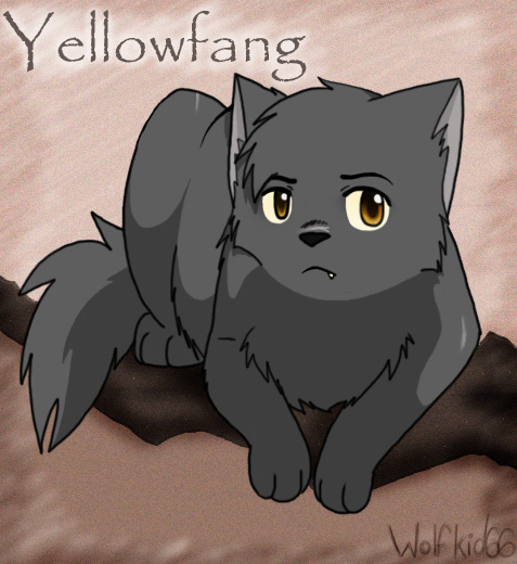 Sss Warrior Cats The Movie: Yellowfang Quotes. QuotesGram