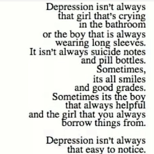 Sad Quotes About Depression: Suicide Recovery Quotes. QuotesGram
