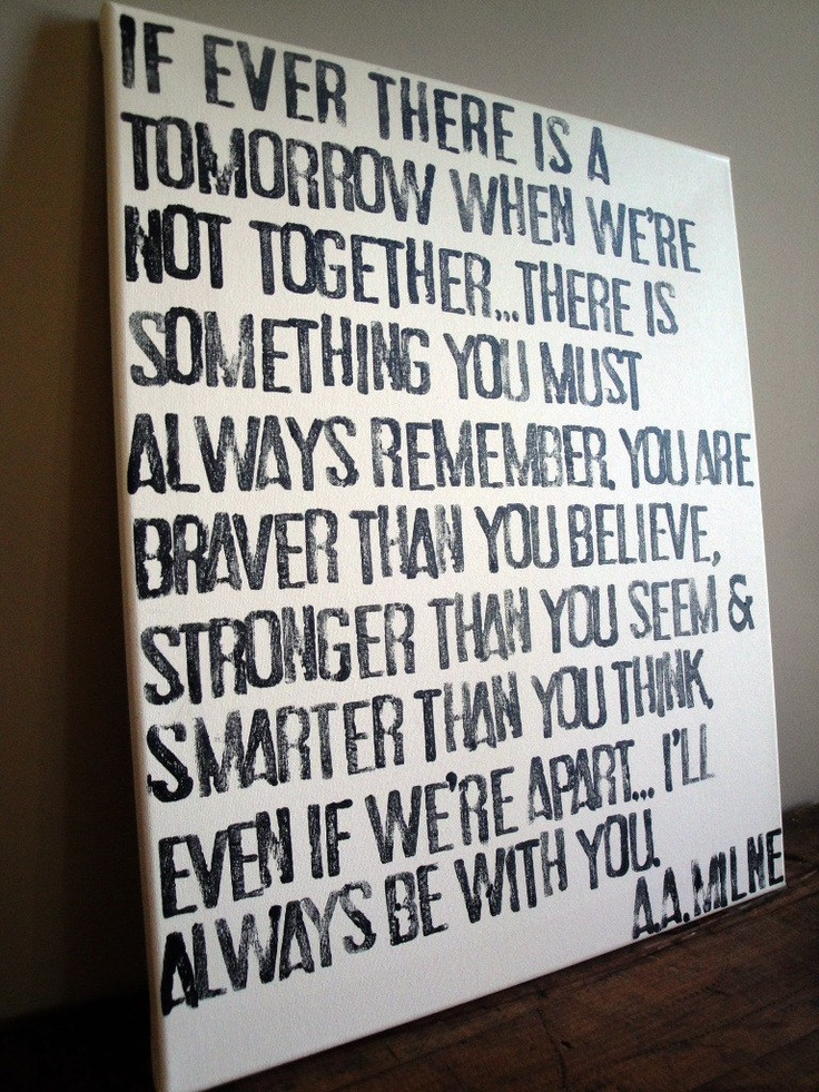 Aa Milne Christopher Robin Quotes Quotesgram