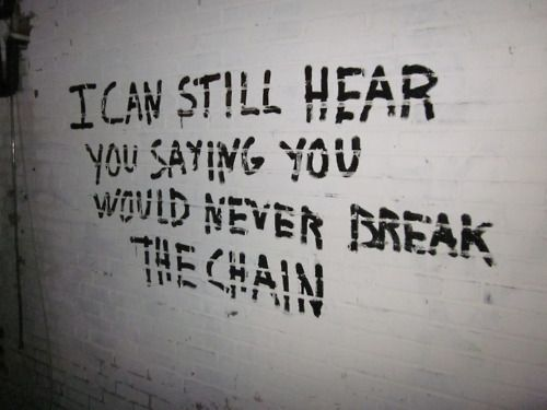 Quotes About Breaking Chains. QuotesGram