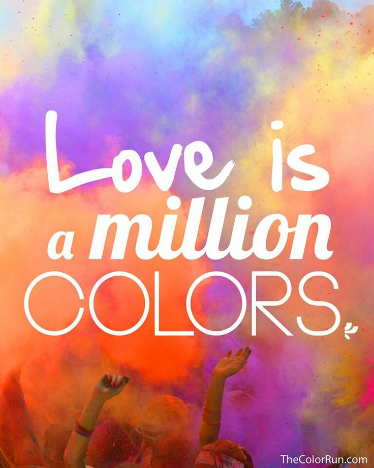 Quotes On Colorful Life: Paint Colorful Quotes. QuotesGram