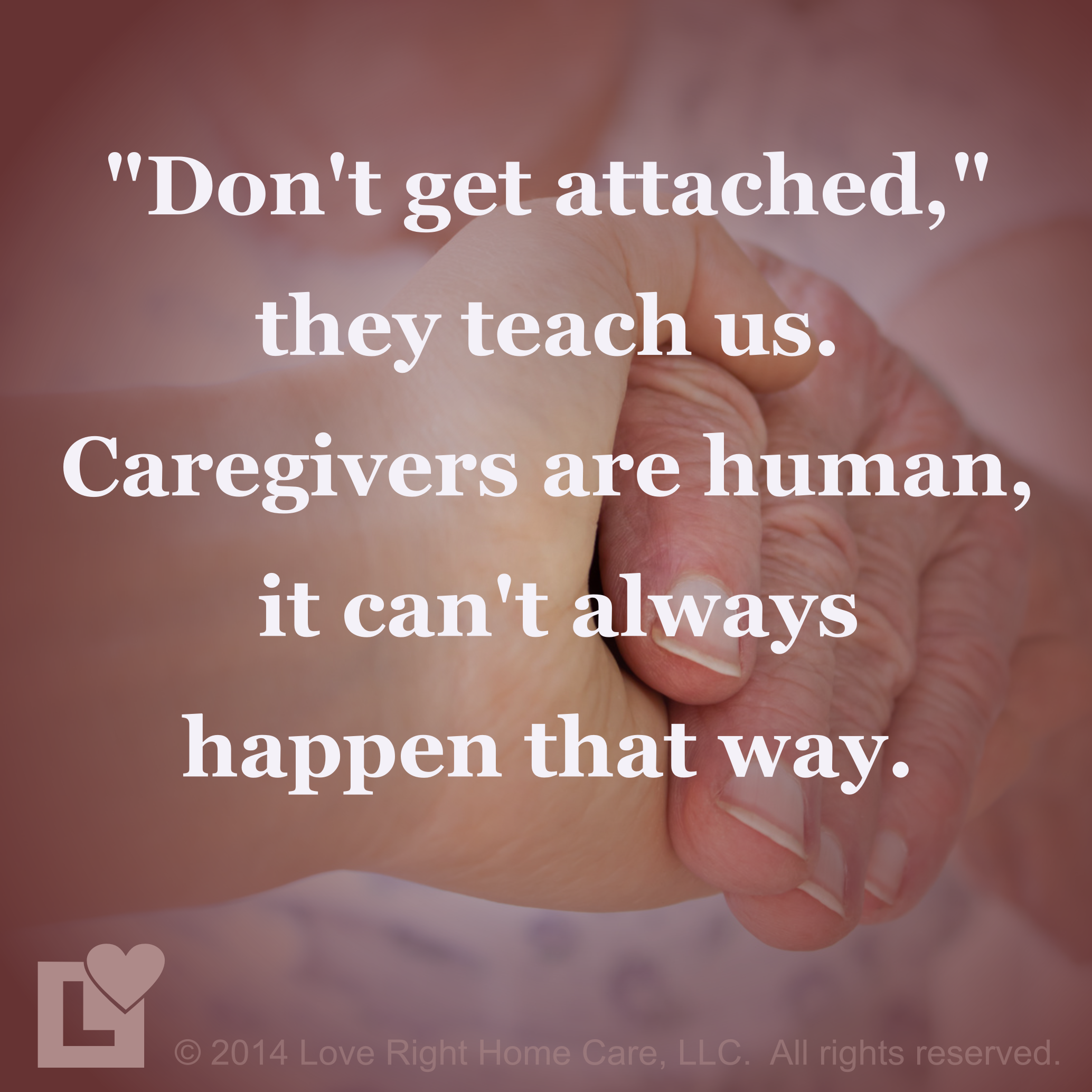 To Caregivers Quotes Love Quotesgram