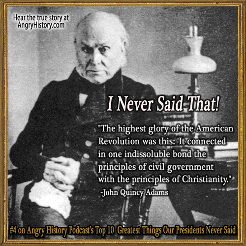John Adams Quotes On Leadership: John Quincy Adams Quotes. QuotesGram