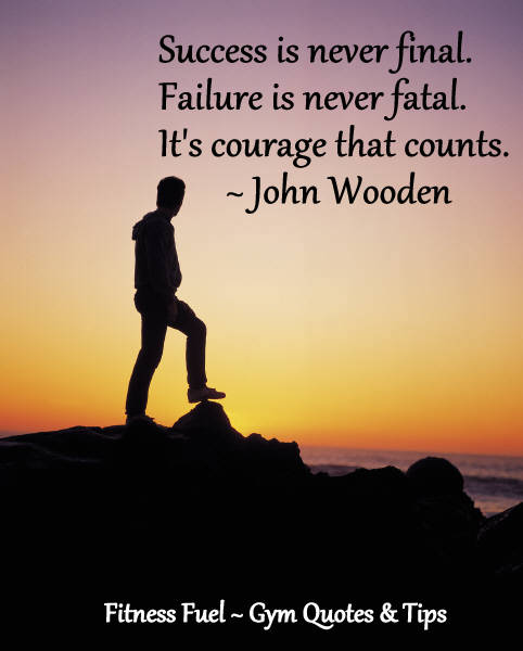 John Wooden Quotes On Love: Fuel Quotes. QuotesGram