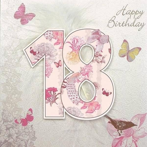 18th Birthday Quotes And Sayings. QuotesGram