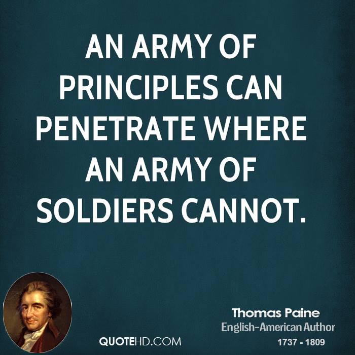 Principle Quotes: Military Morale Quotes. QuotesGram