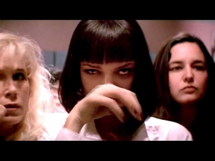 Mia Wallace Pulp Fiction Quotes. QuotesGram