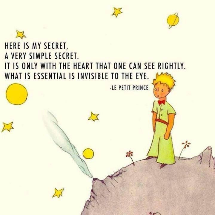 12 Quotes By The Little Prince On Life Lesson True Love: Little Prince Saint Exupery Quotes. QuotesGram