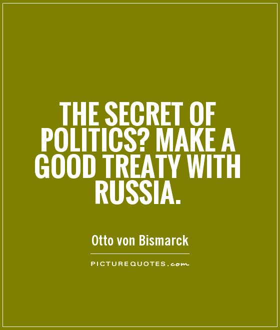 Quotes About Love For Him: Bismarck Quotes About Russia. QuotesGram