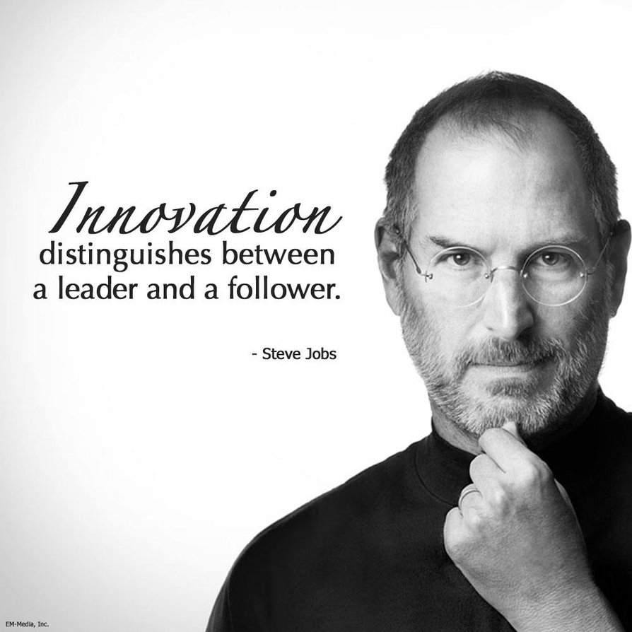 Innovation Quotes: Vision And Innovation Quotes. QuotesGram