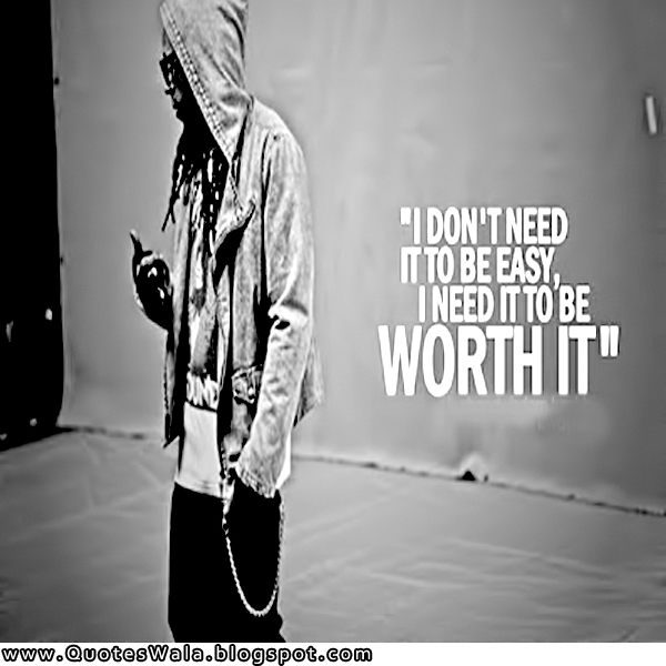 Lil Wayne Meaningful Quotes. QuotesGram