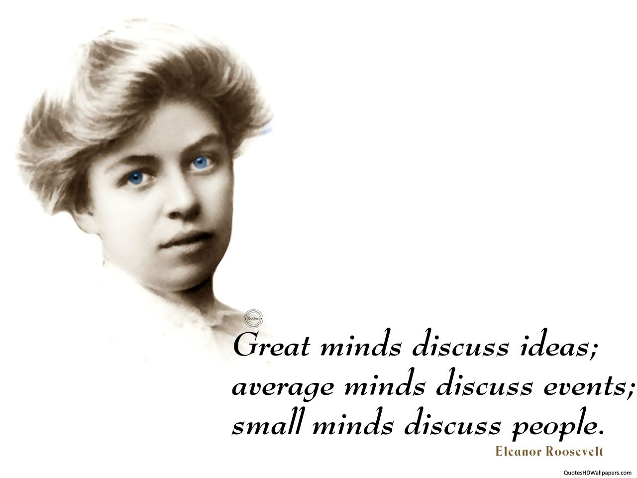 Famous Quotations By Eleanor: Eleanor Roosevelt Quotes. QuotesGram