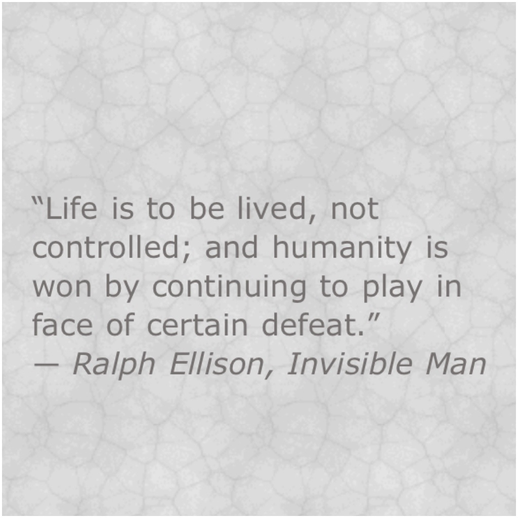 trueblood in ralph ellison s invisible man Discussion questions invisible man by ralph ellison 1 what makes ellison's narrator invisible what is the relationship between his invisibility and other people's .