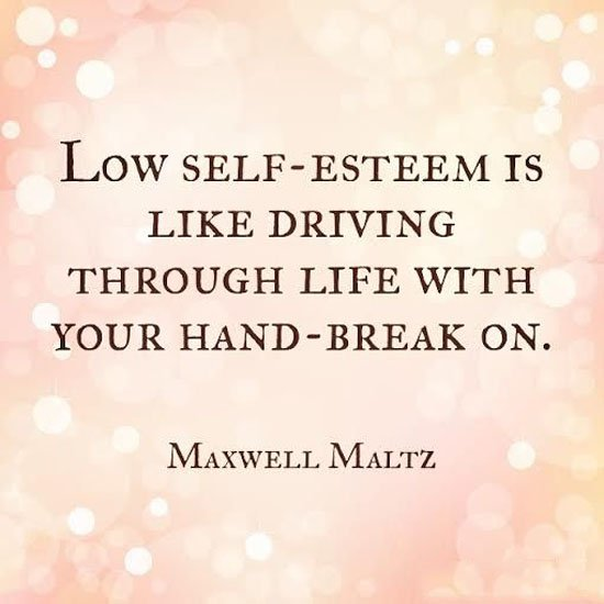 Low Self-Esteem Quotes. QuotesGram