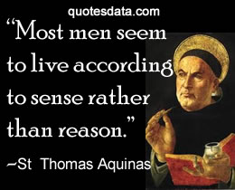 st thomas aquinas and natural law St thomas aquinas and the idea of the common good home pre-leonine papal teaching leo xiii st pius x the first precept of the natural law st thomas aquinas (trans fathers of the english dominican province).