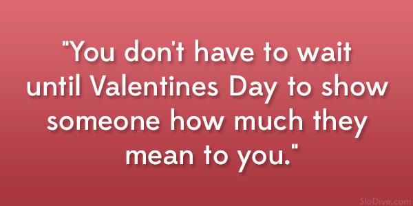 Valentines Day Quotes Famous Authors: Mean Valentine Quotes. QuotesGram
