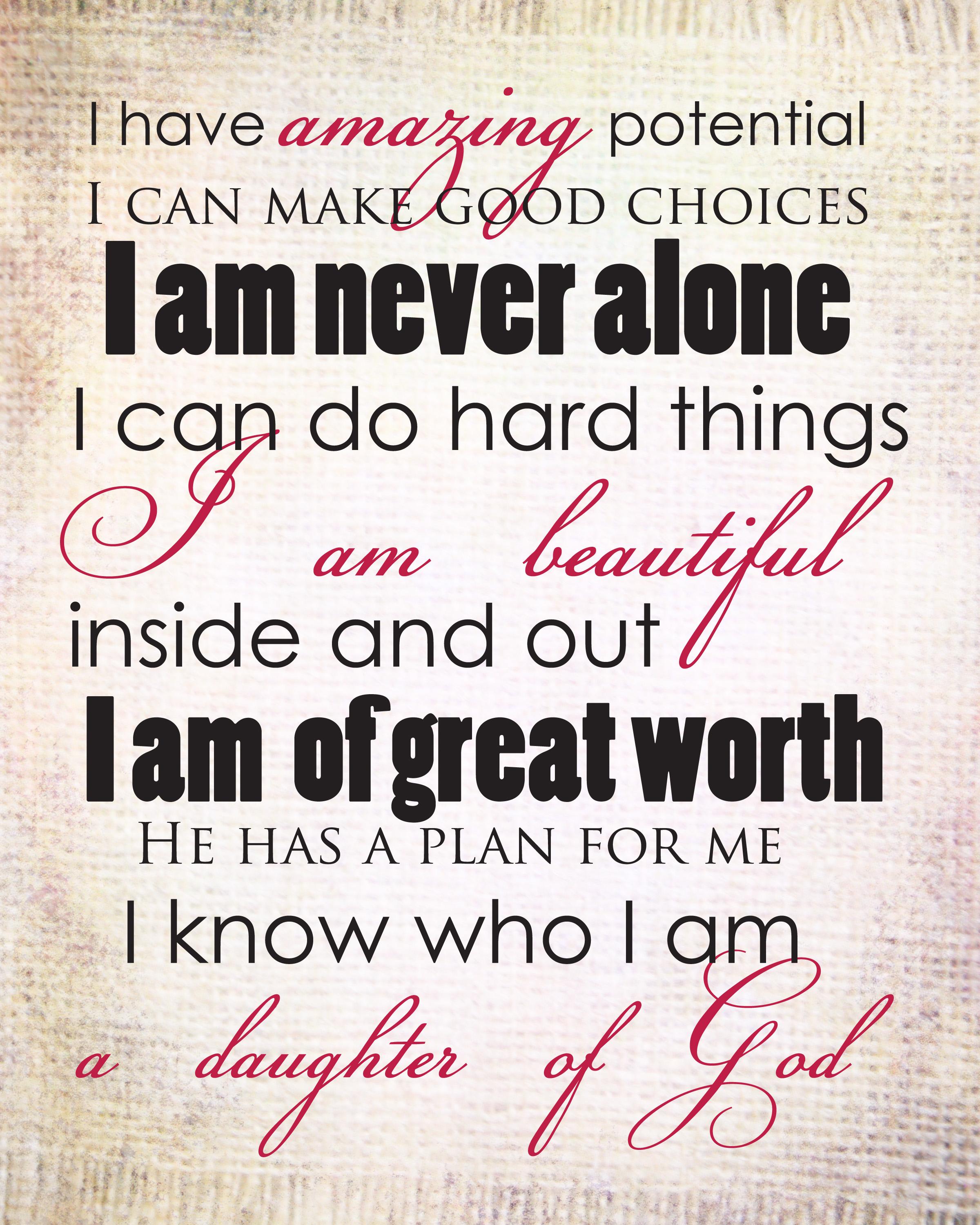 For women affirmations positive 43 Inspirational