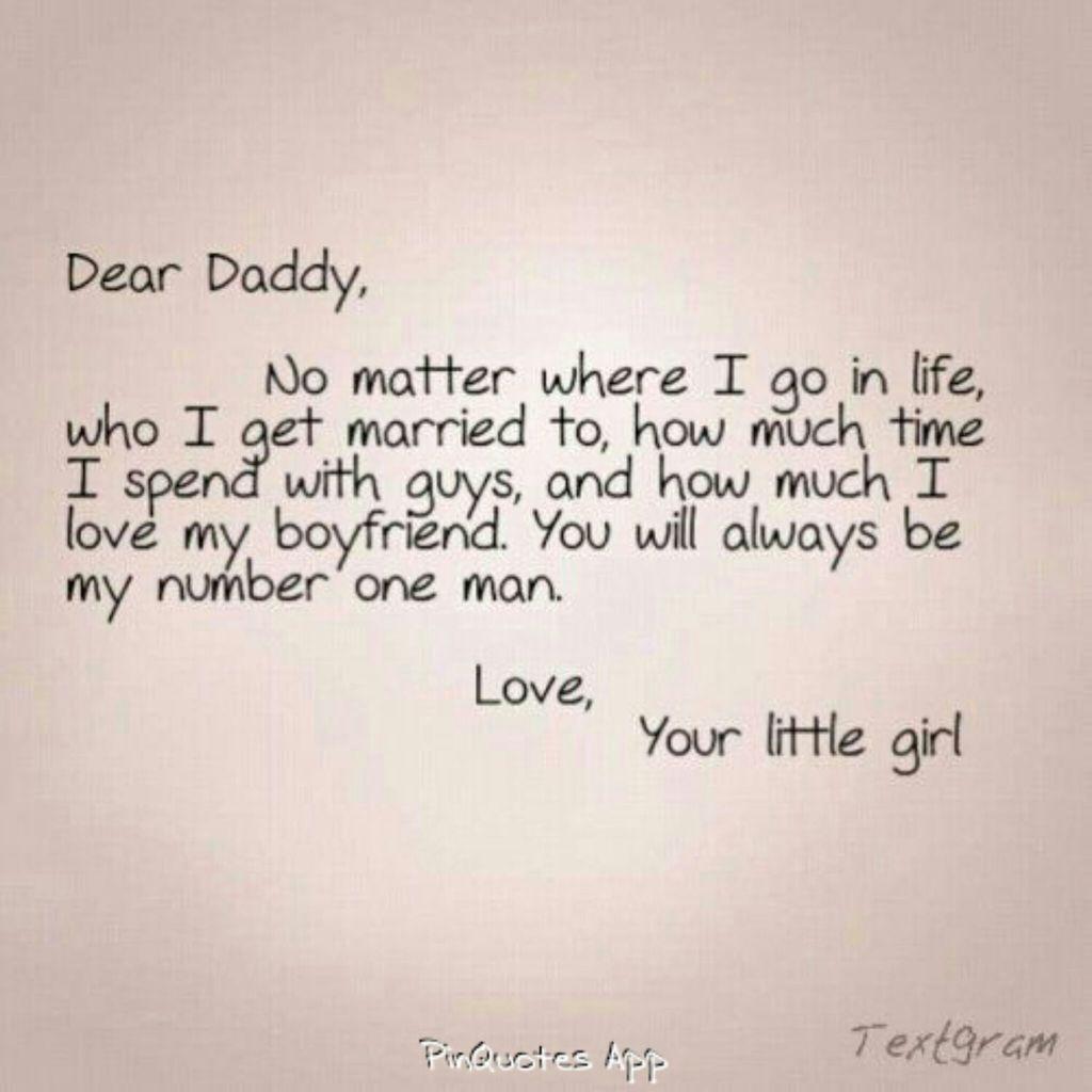 Daughter Missing Dad Q...