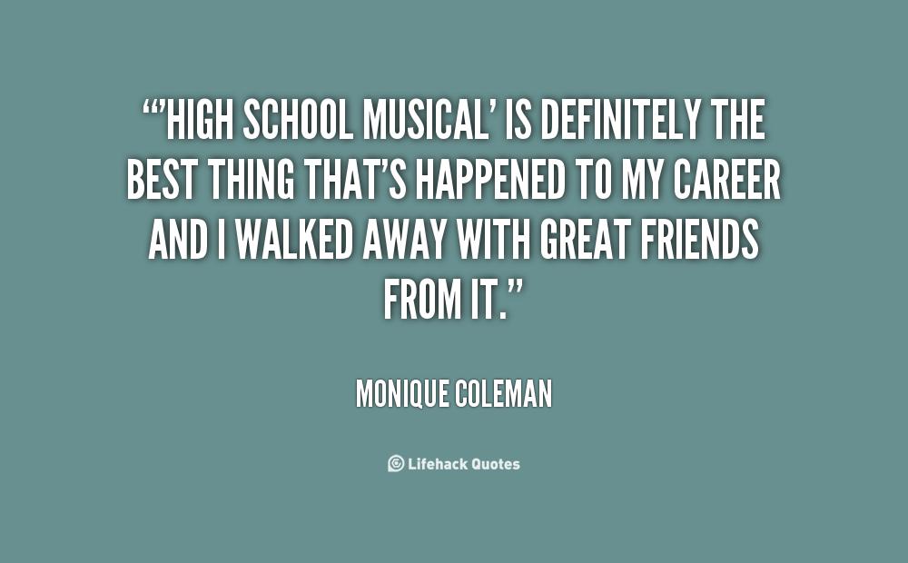 Best High School Quotes. QuotesGram