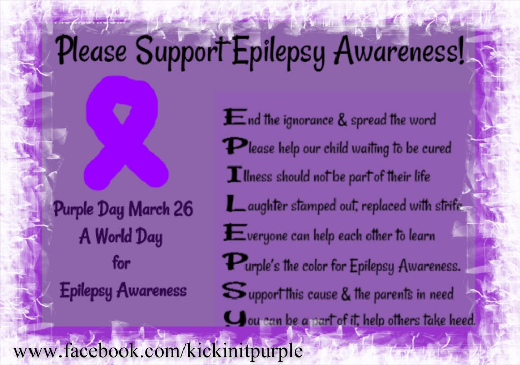 Epilepsy Awareness Quotes To Share. QuotesGram