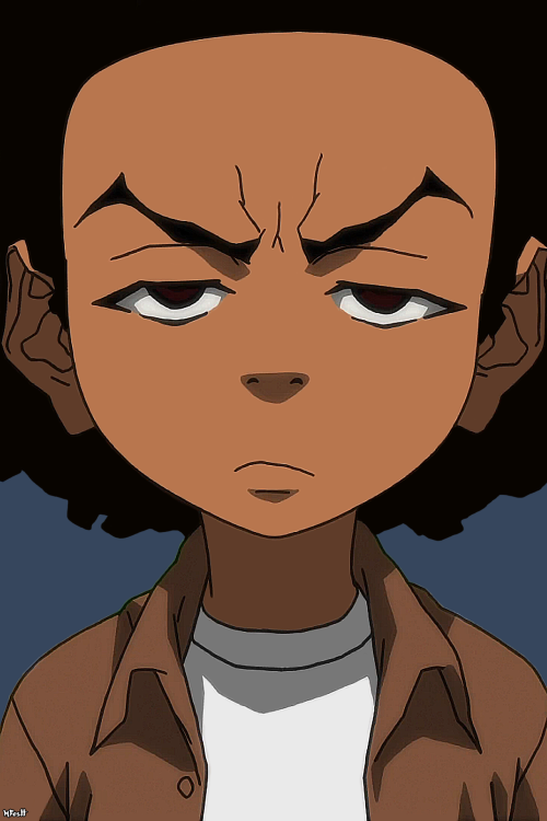 Boondocks Huey Freeman Quotes Quotesgram