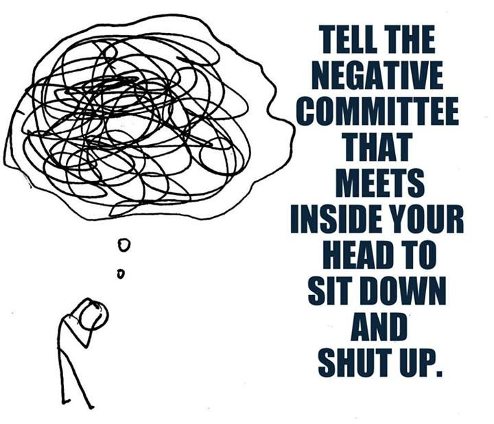 Fight negativity quotes