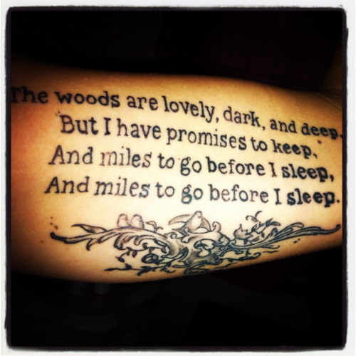 Tattoo Quotes And Poems Quotesgram: Coach Carter Our Deepest Fear Quotes Tattoo. QuotesGram