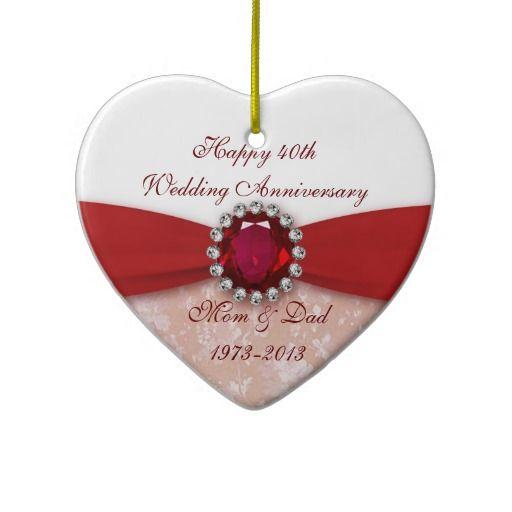 40th Wedding Anniversary Quotes: Parents 40th Anniversary Quotes. QuotesGram