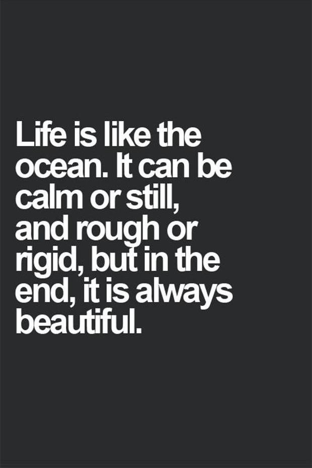 Life Is Like The Ocean Essay - image 5