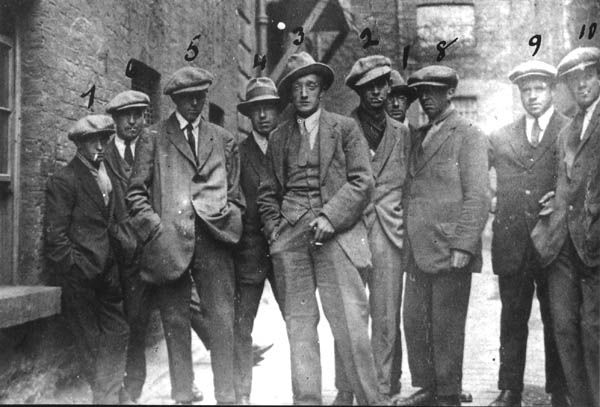 Quotes About The Streets From Gangsters: 1920 Gangster Quotes. QuotesGram