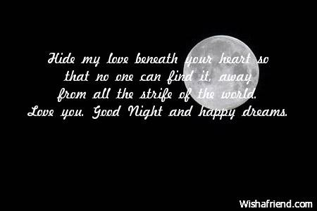 Good Night Quotes For Boyfriend. QuotesGram