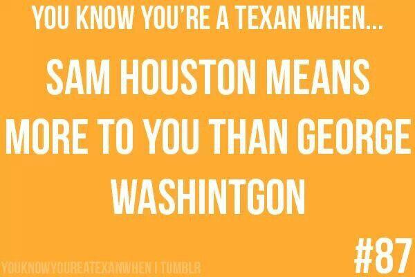 Sam Houston Quotes. QuotesGram