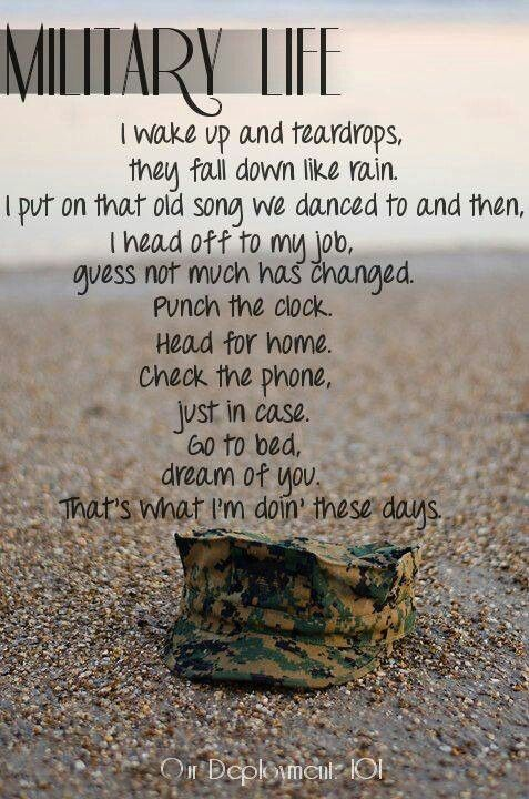 army girlfriend quotes