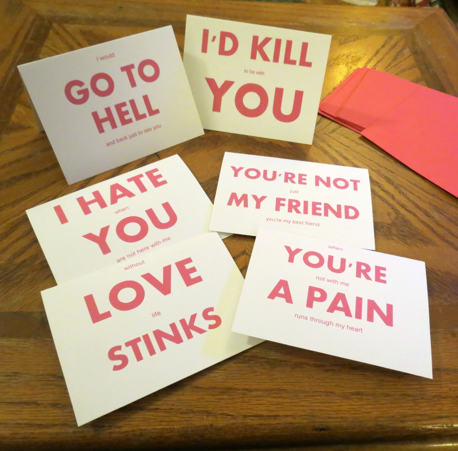 Valentine Card Sayings Ideas Valentine Day – Funny Valentine Card Messages