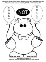 coloring pages showing respect | Quotes On Character Education Respect. QuotesGram