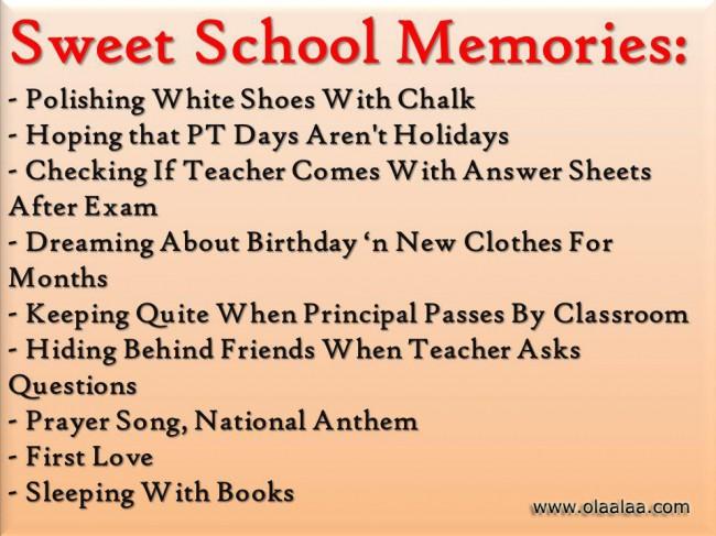 Old School Memories Quotes Quotesgram