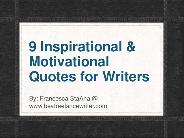 essay motivation quotes