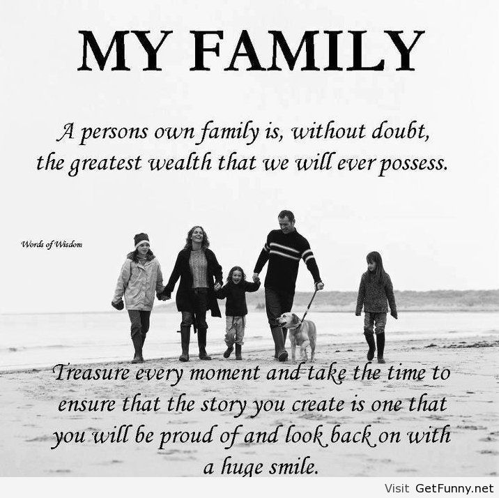 Funny Quotes About Family Love : Funny Family Love Quotes And Sayings Valentine Day Source