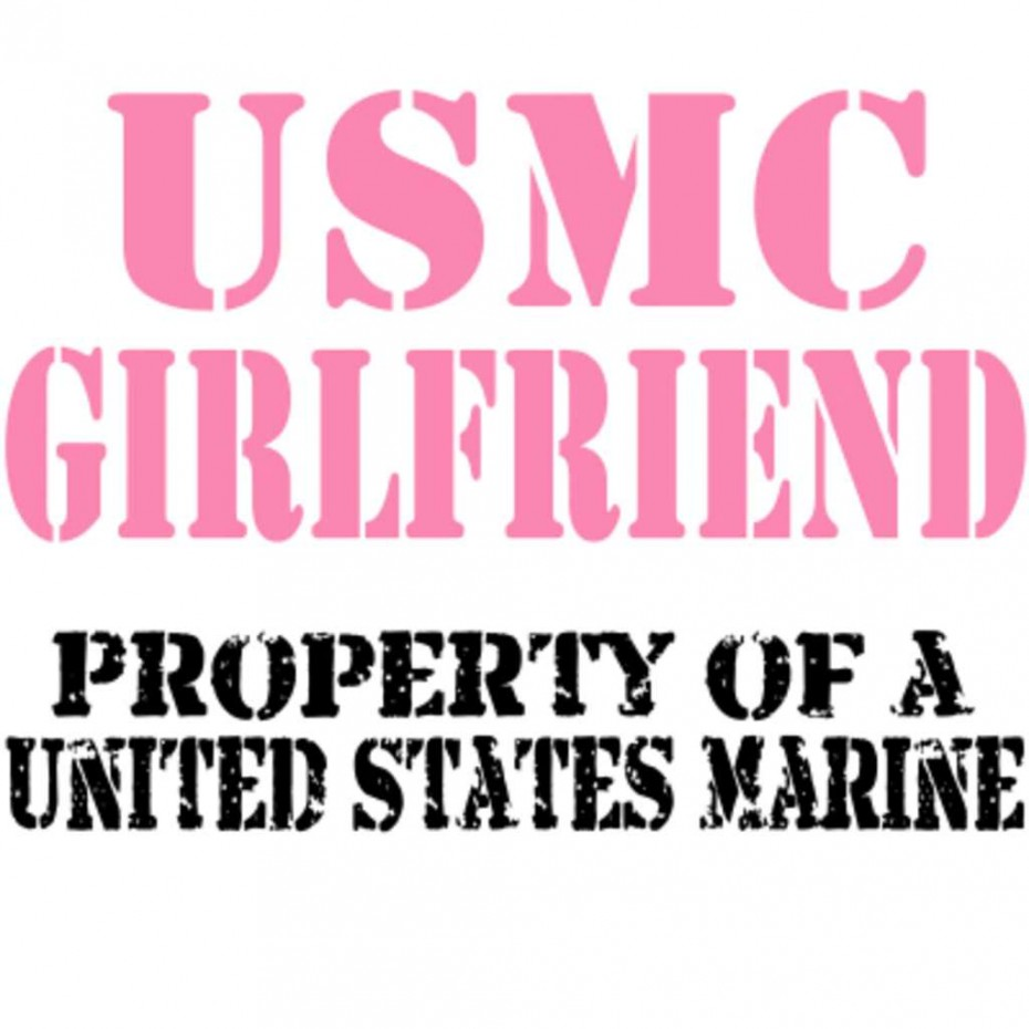 I love a marine