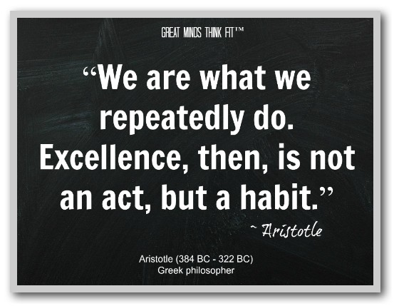 Aristotle Quotes And Sayings: Aristotle Quotes Excellence. QuotesGram