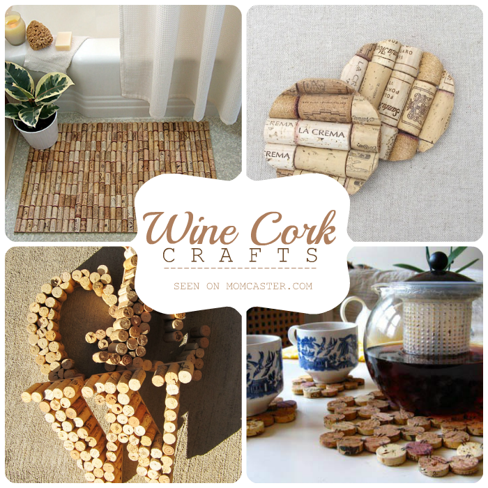 Crafts for wine quotes quotesgram for Wine cork crafts guide