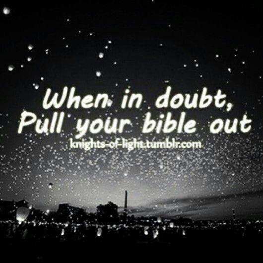 doubt quotes bible quotesgram