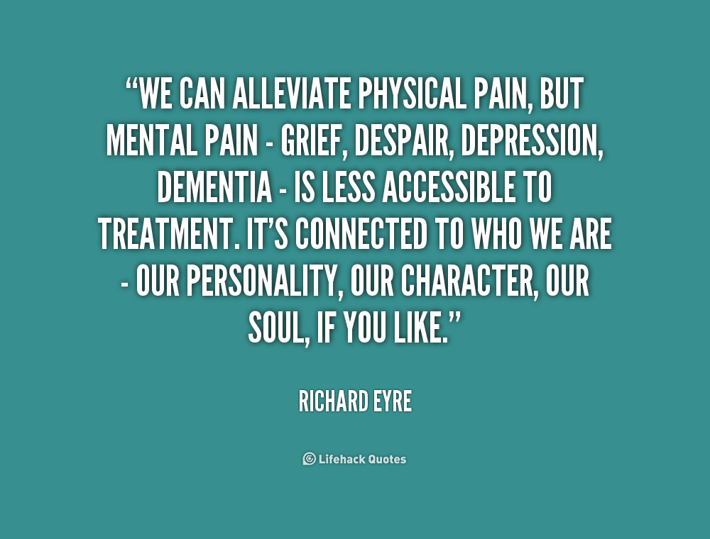 Quote About Physical Therapy: Physical Pain Quotes. QuotesGram
