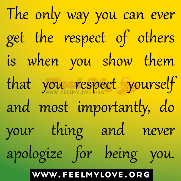 essay on respecting property of others Student workshop respect: it starts with you am student workshop respect: it starts with you 3 respect it's a word children hear frequently, although the great ma- clear the need to respect others who may be different in part 3.
