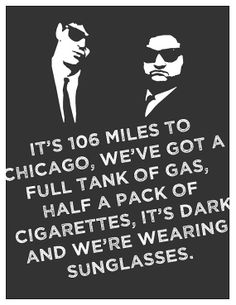 Quotes About Blues Brothers Sunglasses Quotesgram