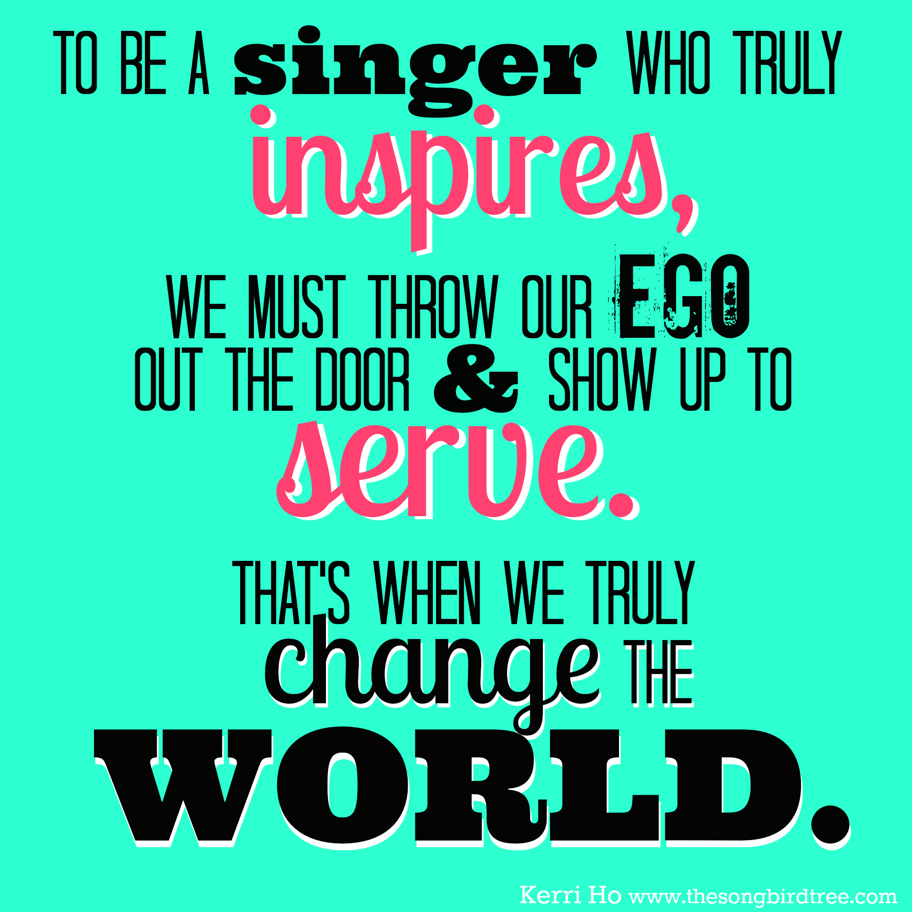 Quotes From Singers About Life: Inspirational Quotes For Singers. QuotesGram