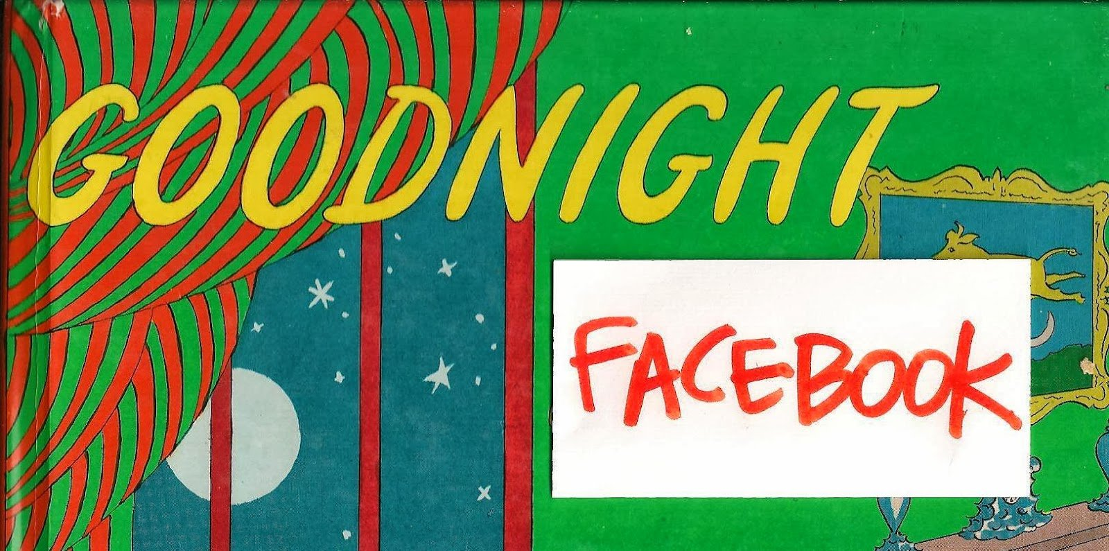Good Night Friends Images For Facebook