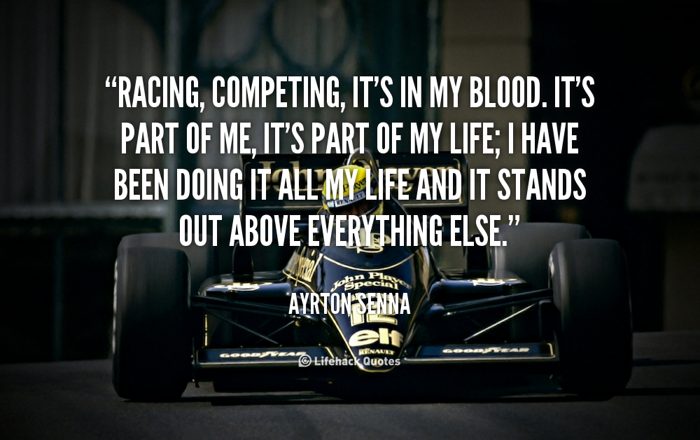 racing quotes motivation quotesgram