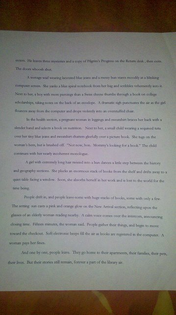 College papers and quoting