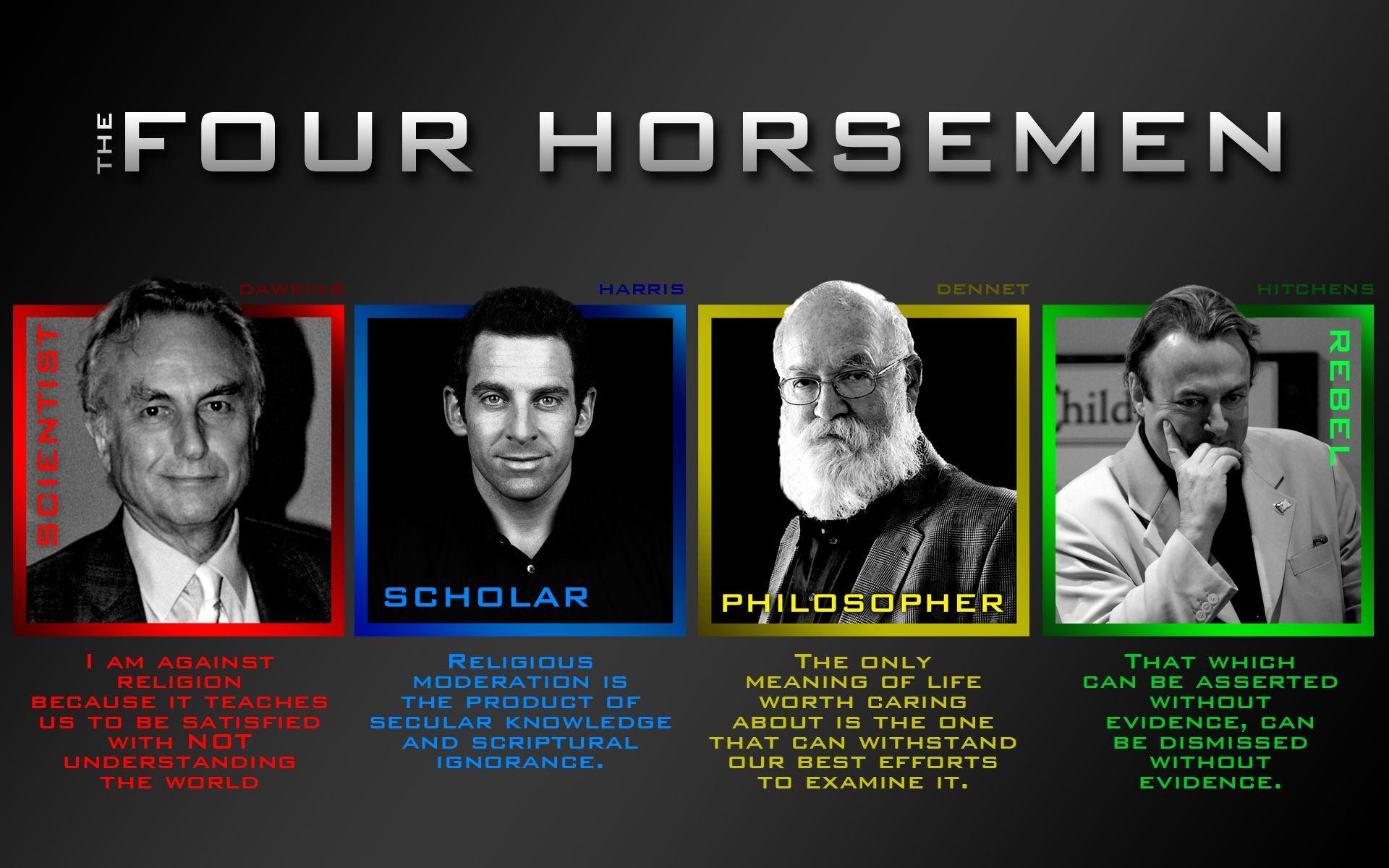 The Four Horsemen Quotes Quotesgram